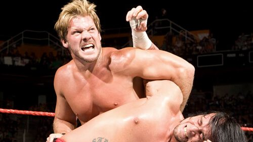 6. Christopher Irvine aka Chris Jericho