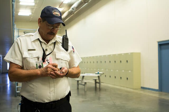 correctional officers and stress affects them and ways deal Stress and the effects of working in a high  correctional officers and stress  as some deal with stress in different ways the underlining problem is that.