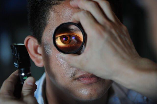 Optometry top degrees