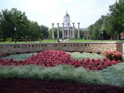 The Columns, University of Missouri, Columbia