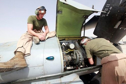 Aircraft Mechanic list of majors to study in college