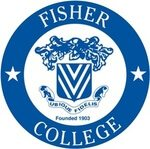 Fisher Logo Blue Vector