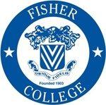 Fisher Logo Blue Vector