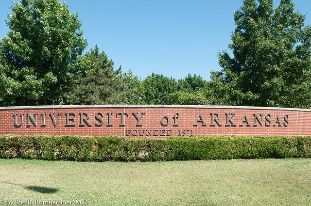 u of arkansas
