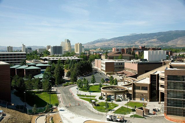u of nevada reno