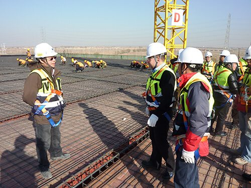 16 Master of Construction Management