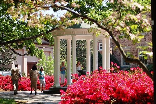 University of North Carolina, Chapel Hill