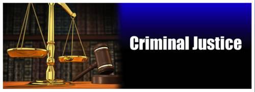 criminal justice 1