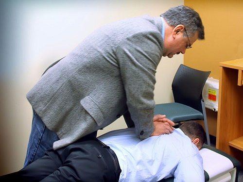 Doctor of Chiropractor Degree