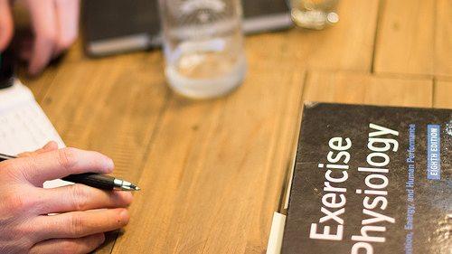 Exercise physiology degree