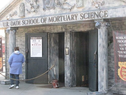 Mortuary Science Degree
