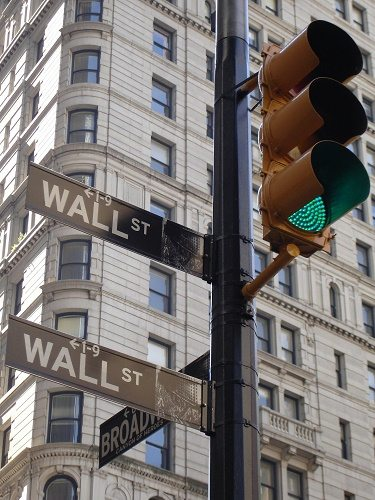 Degrees for Wall Street jobs