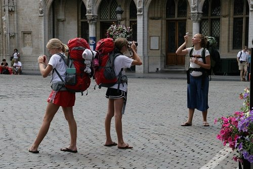 Studying abroad before college