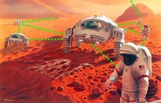 Avionics Technology Space Exploration