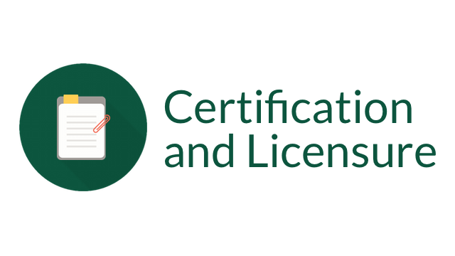 Certification and Licensure png