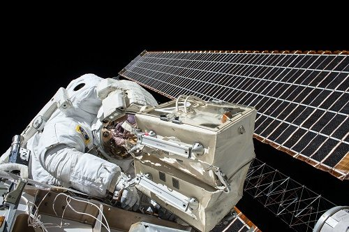 Mechanical Engineering Space Exploration