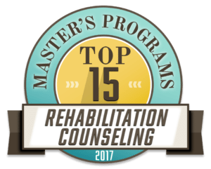 Top 15 Online Master's Programs in Rehabilitation Counseling
