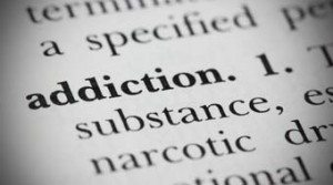 addiction work