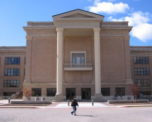 Canyon Texas   WTAMU   Old Main Building