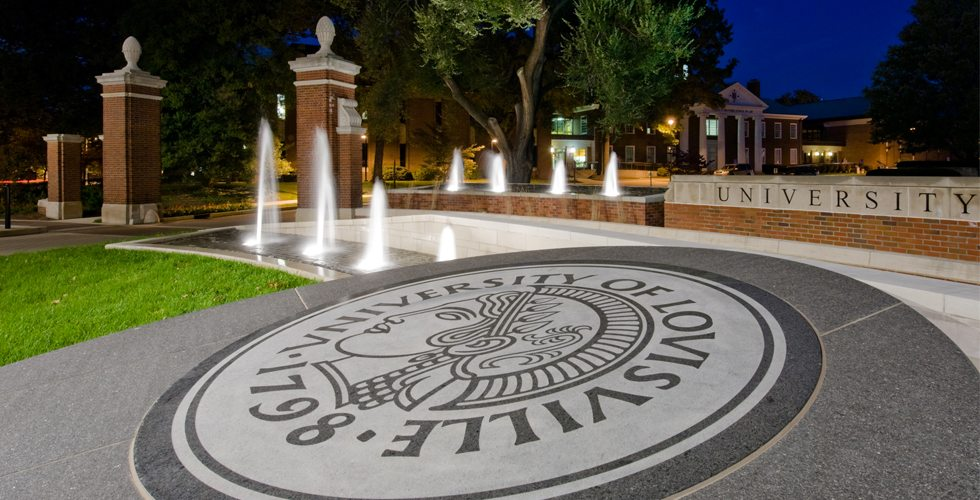 Oval Commons University of Louisville