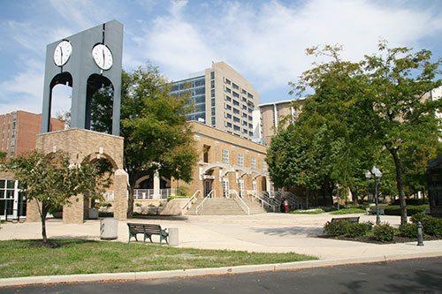 image main campus