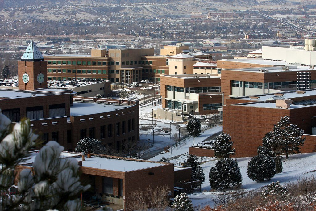 university of colorado Col springs