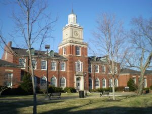 Austin Peay Browning Building