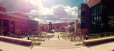 Frostburg campus