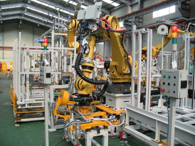 Manufacturing equipment 109