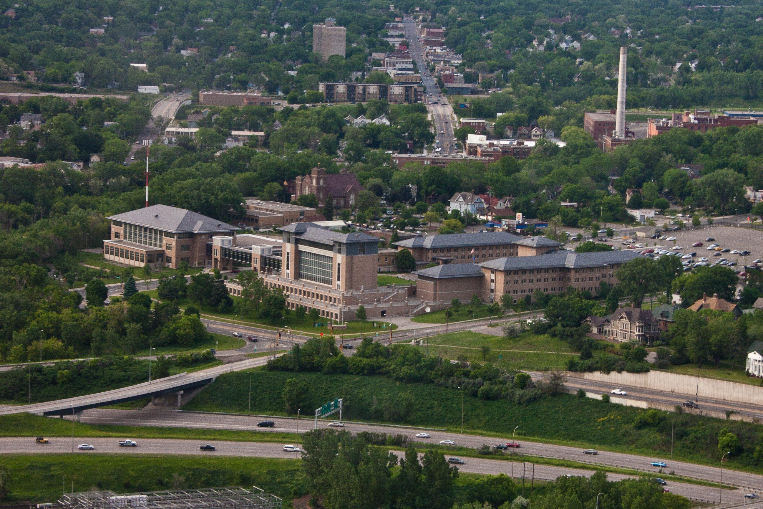 Metropolitan State University wiki