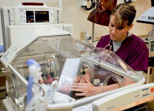 Neonatal Nurse Degree