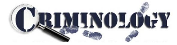 criminology wiki