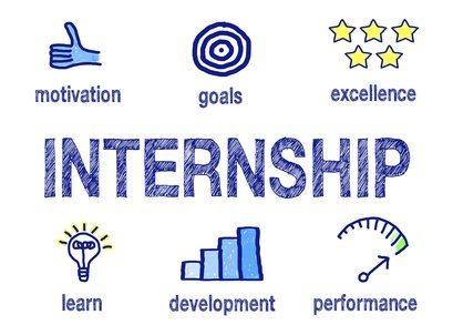 internship word press