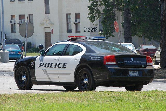 police car flickr