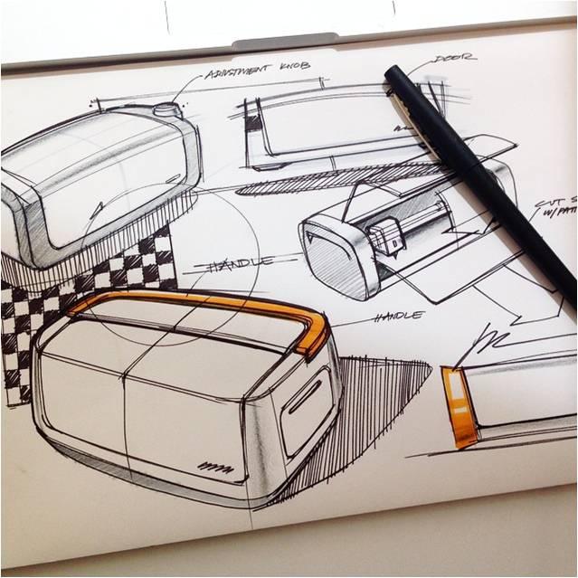 industrial design clip