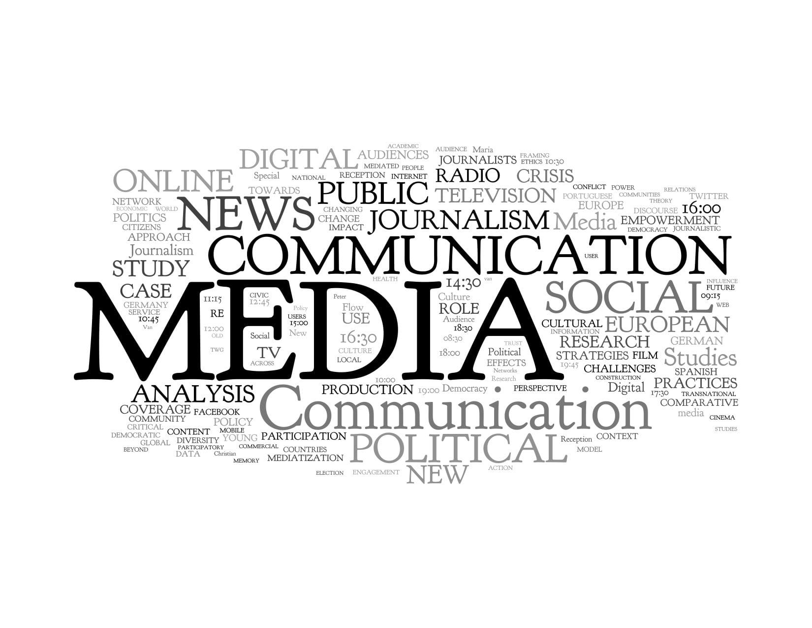 mass media clip