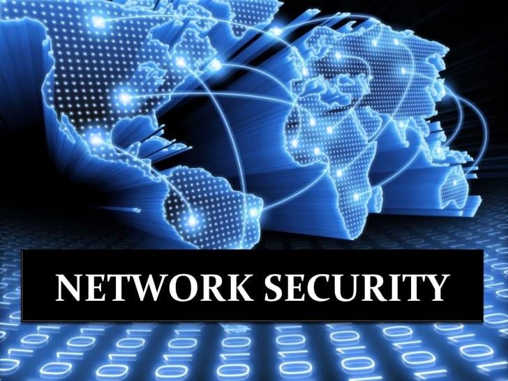 network security slideshare.net