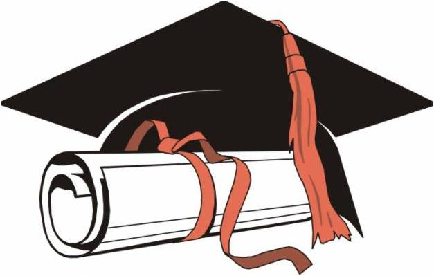 college degree clipart