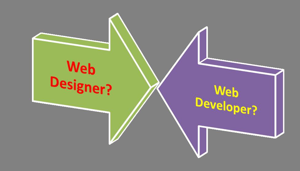 web design or developer smart