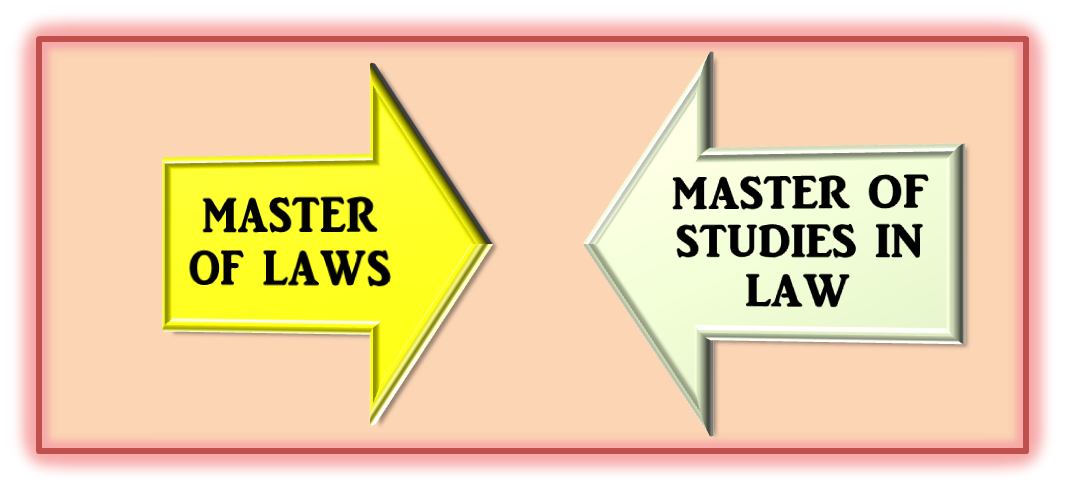 MASTER OF LAWS SMART ARROWS