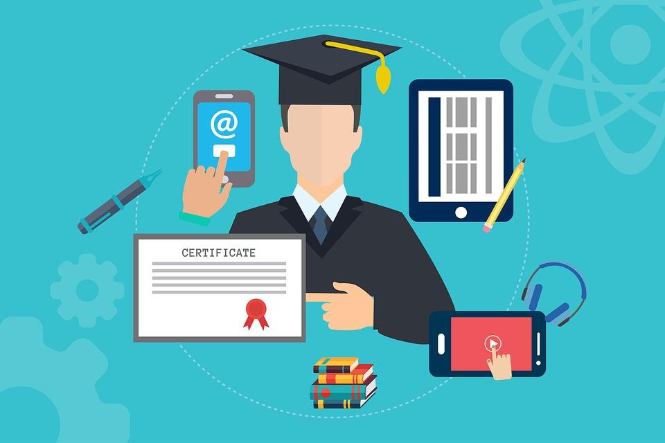 graduate certificate pix