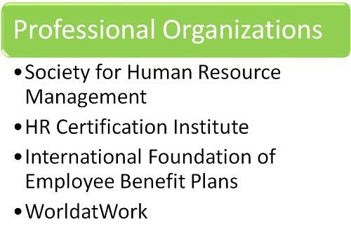 What Degree Do People With a Job in Human Resources Have?