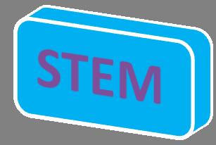 STEM word art