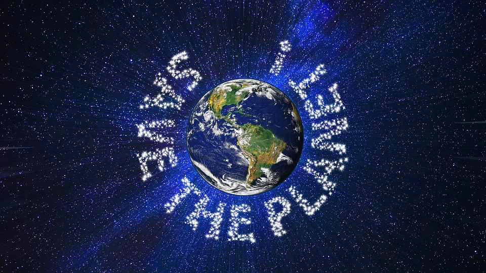 save the planet pix
