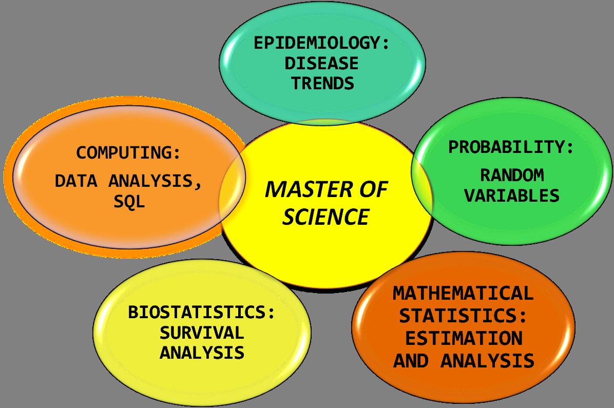 MASTERS IN BIOSTATISTICS SMART
