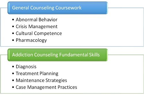 What Classes Will I Take for a Degree in Addiction Counseling?