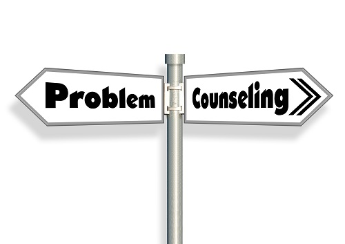 What is the hardest thing about working as a counselor?