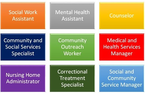 What kind of job can you get with a degree in human services?