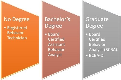 How Advanced Does My Degree in Behavior Analysis Need to Be to Get a Good Job?