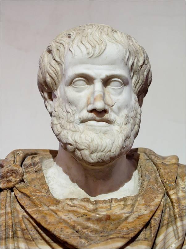 bust of aristotle smart